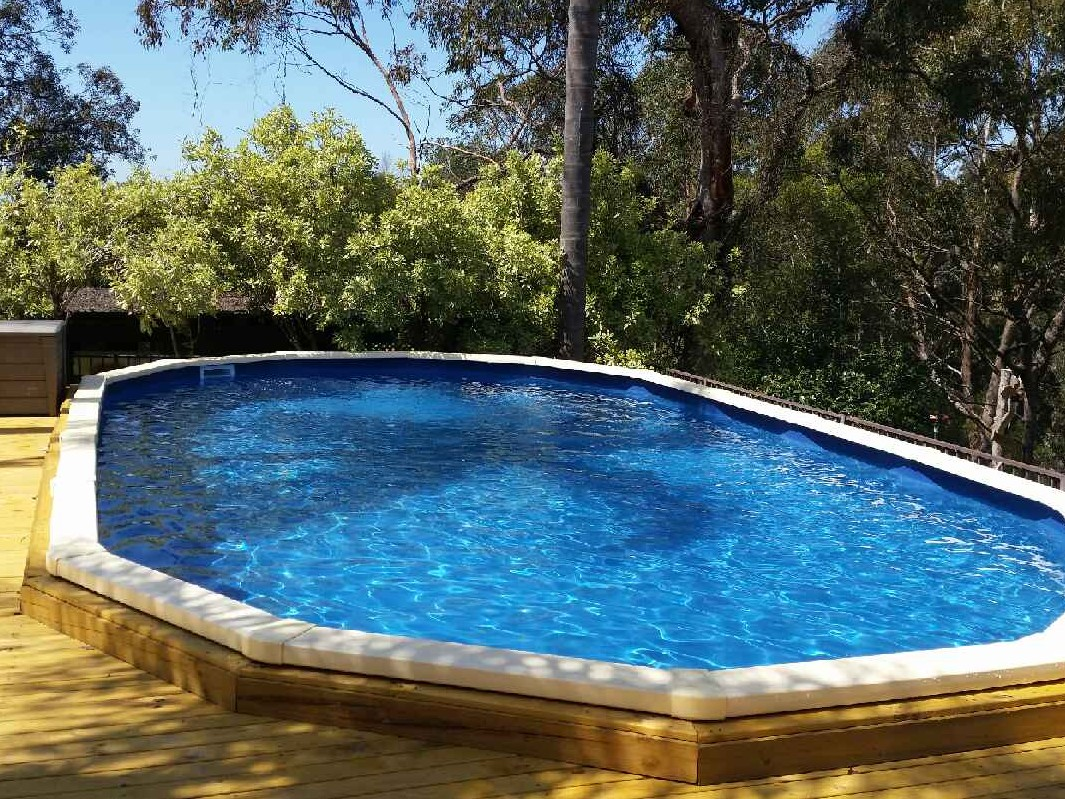 Difference Between An Above Ground And Semi-Ground Pool ...